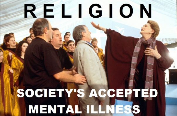 Religion and mental health was sparked by freud s view of religion as