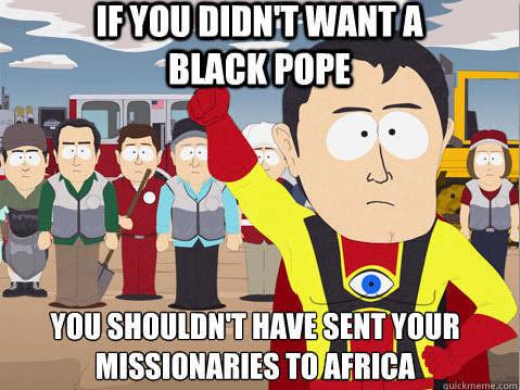 black-pope