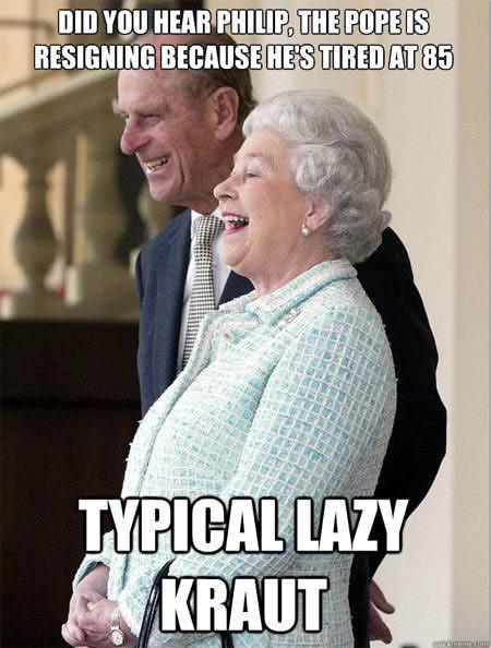lazy-pope