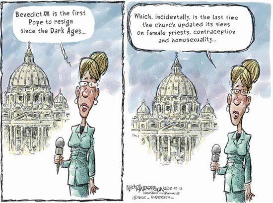 Pope-Resignation