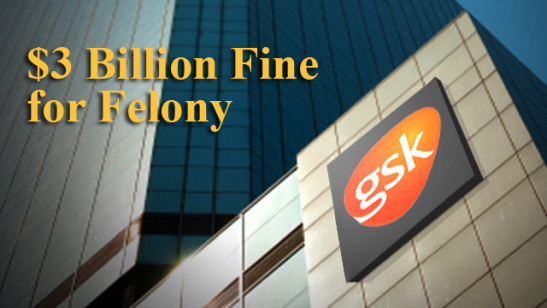 gsk-fined