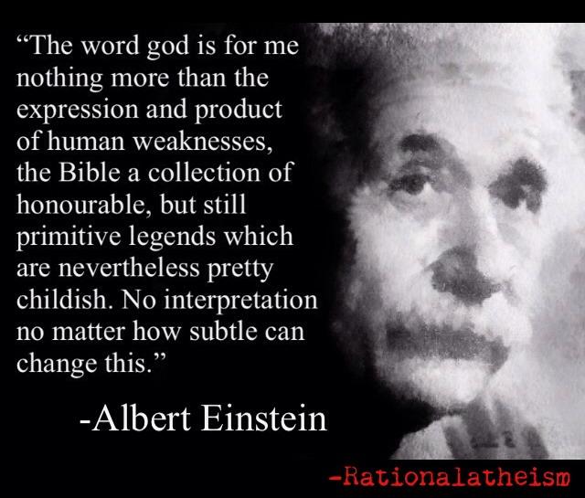 god and einstein part misebogland