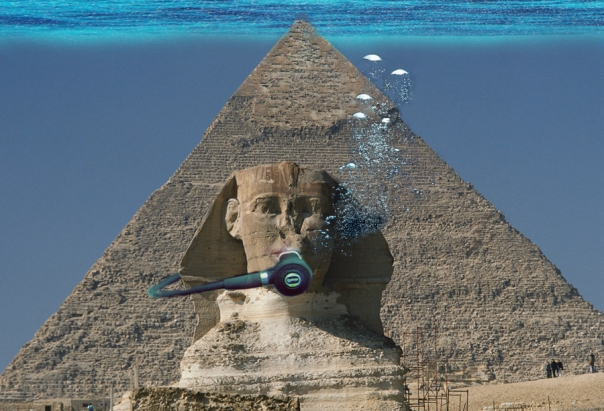 PyramidUnderwater