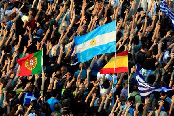 Syntagma-Argentine-flag