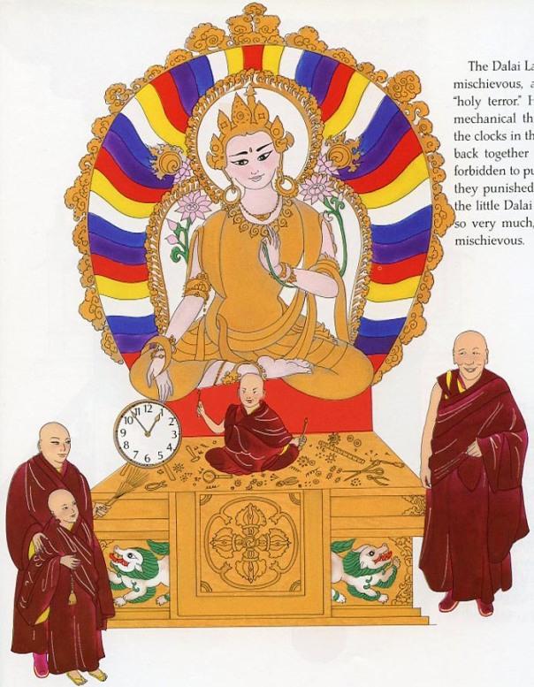 Dalai Lama Demi2